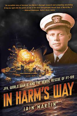 Cover for In Harm's Way