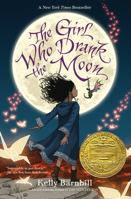 The Girl Who Drank the Moon (Winner of the 2017 Newbery Medal) Cover Image