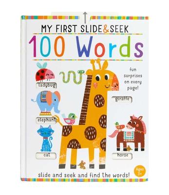 My First Slide and Seek: 100 Words (iSeek) Cover Image