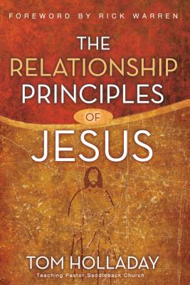 The Relationship Principles of Jesus Cover