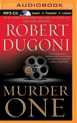 Cover for Murder One (David Sloane #4)