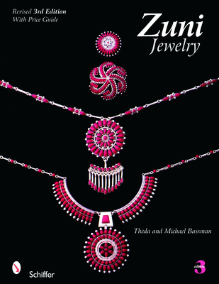 Zuni Jewelry Cover Image