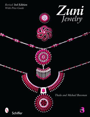 Zuni Jewelry Cover Image