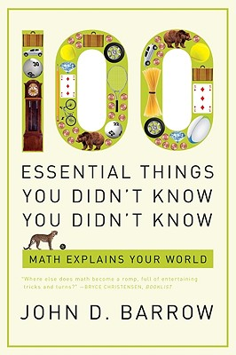 Cover for 100 Essential Things You Didn't Know You Didn't Know