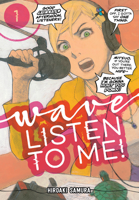 Cover for Wave, Listen to Me! 1