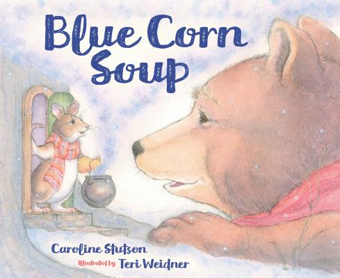 Blue Corn Soup Cover Image