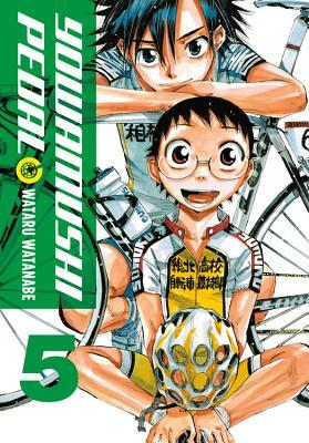 Yowamushi Pedal, Vol. 5 Cover
