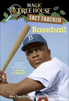 Baseball (Magic Tree House Fact Tracker) Cover Image