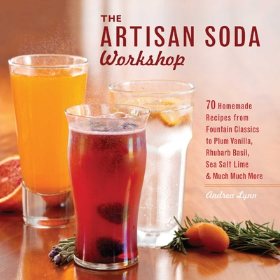 The Artisan Soda Workshop Cover