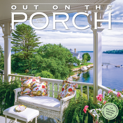 Out on the Porch Wall Calendar 2022 Cover Image