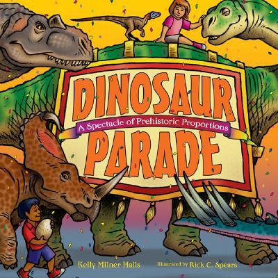 Dinosaur Parade Cover