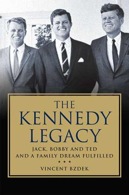 The Kennedy Legacy Cover