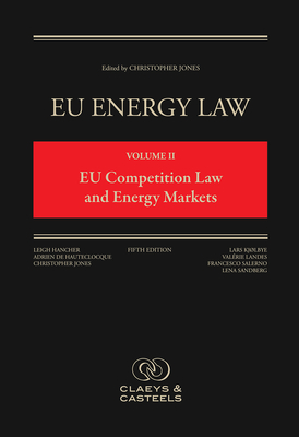 EU Energy Law Volume II, EU Competition Law and Energy Markets Cover Image
