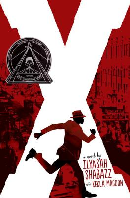 X: A Novel Cover Image