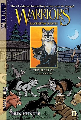 Warriors: Ravenpaw's Path #3: The Heart of a Warrior Cover Image