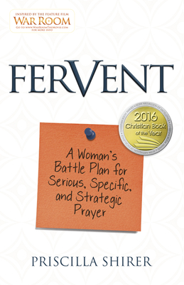 Cover for Fervent
