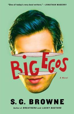 Big Egos Cover