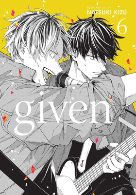 Given, Vol. 6 Cover Image
