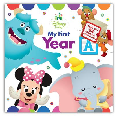 Disney Baby My First Year Cover