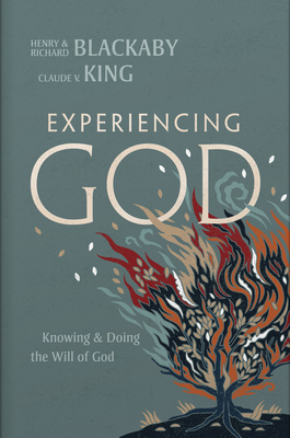 Cover for Experiencing God (2021 Edition)