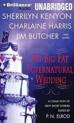 My Big Fat Supernatural Wedding Cover
