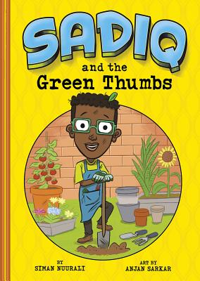 Sadiq and the Green Thumbs Cover Image