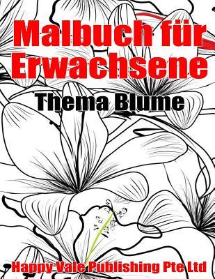 Malbuch für Erwachsene: Thema Schmetterling Cover Image