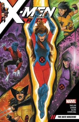 Cover of X-Men Red