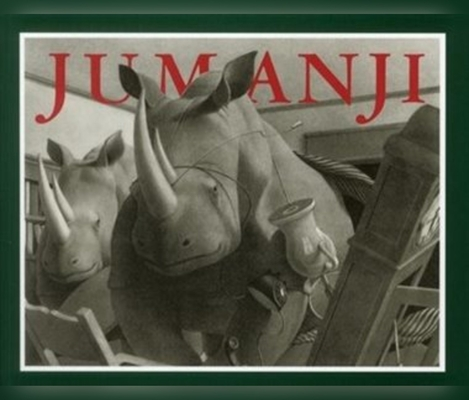 Jumanji Cover Image