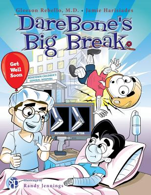 Darebone's Big Break Cover Image