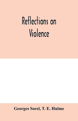 Reflections on violence Cover Image