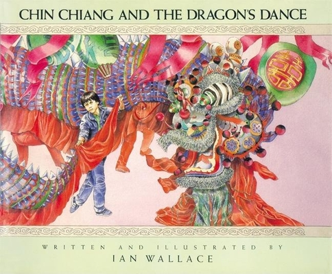 Chin Chiang and the Dragon's Dance (Meadow Mouse Paperback) Cover Image