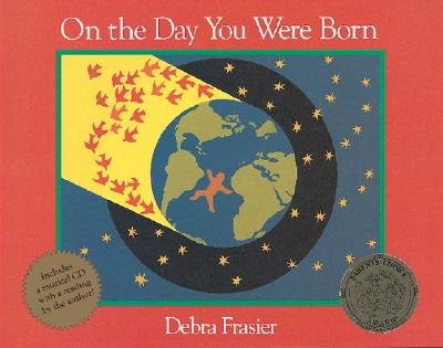 On the Day You Were Born: Book and Musical CD Cover Image