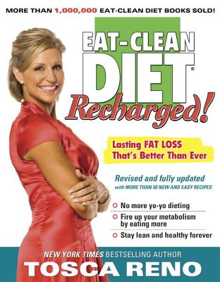 The Eat-Clean Diet Recharged! Cover