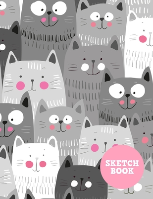 Sketch Book: Note Pad for Drawing, Writing, Painting, Sketching or Doodling - Art Supplies for Kids, Boys, Girls, Teens Who Wants t Cover Image