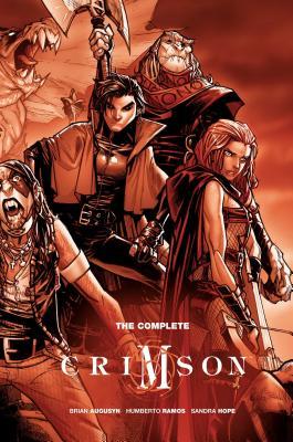 The Complete Crimson Cover Image