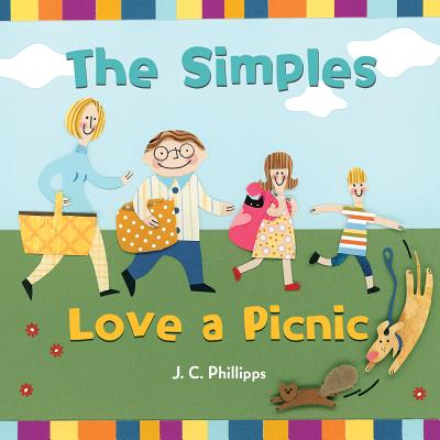 Cover for The Simples Love a Picnic