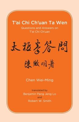 T'ai Chi Ch'uan Ta Wen Cover