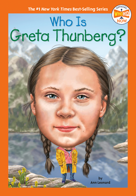 Who Is Greta Thunberg? (Who HQ Now) Cover Image