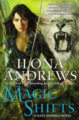 Magic Shifts (Kate Daniels #8) Cover Image
