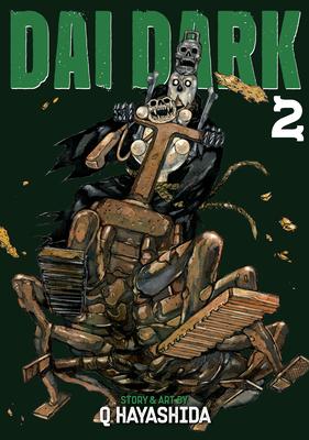 Cover for Dai Dark Vol. 2