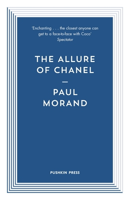 The Allure of Chanel (Pushkin Blues) Cover Image