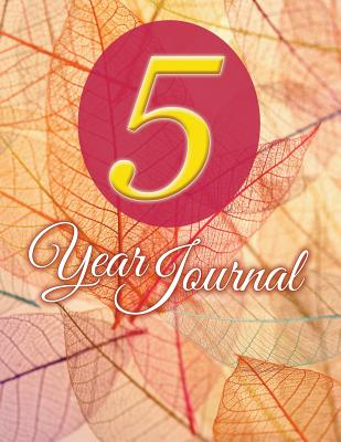 5 Year Journal Cover Image