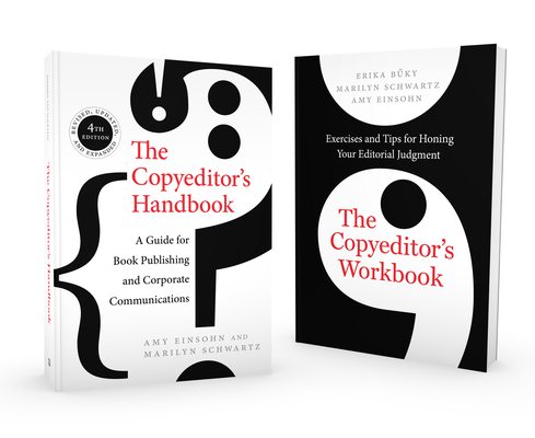 The Copyeditor's Handbook and Workbook: The Complete Set Cover Image