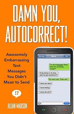 Damn You, Autocorrect! Cover