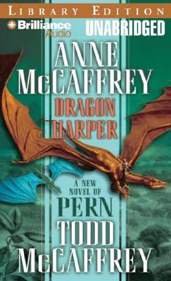 Dragon Harper (Dragonriders of Pern (Audio Unnumbered)) Cover Image