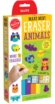 Make Mini Eraser Animals Cover Image