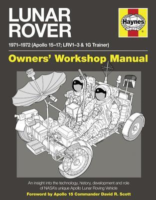 Lunar Rover Manual: 1971-1972 (Apollo 15-17; LRV1-3 & 1G Trainer) Cover Image