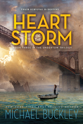 Heart of the Storm (The Undertow Trilogy) Cover Image