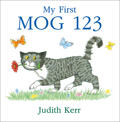 My First Mog 123 Cover Image